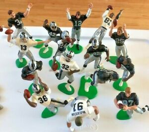 AWESOME JUST WIN BABY  OAKLAND RAIDERS Starting Lineup Figures SLU OPEN STABLER