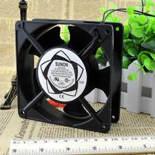 12038 SUNON 2123 220V 120 * 120 * 38 metal 12CM cooling fan welding machine fan