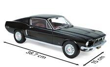 Norev Ford Mustang Fastback 1968 1:12 black