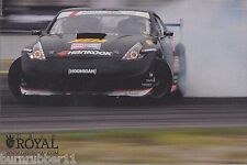 "2015 CHRIS FORSBERG ""GRIP ROYAL NOS ENERGY"" FORMULA DRIFT HANDOUT / POSTCARD"