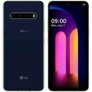 LG V60 ThinQ 5G LMV600VM - 128GB - Blue (Verizon) Android LTE Smartphone A