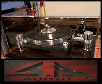 VPI Scout Prime  J-n-B Audio Pro series  Turntable Dust Cover = Set Top  =