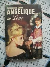 Angelique in Love (Sergeanne Golon, 1963 1st UK Edition HCDJ)