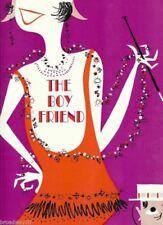 "Millicent Martin ""THE BOY FRIEND"" Eric Berry / Sandy Wilson '55 Souvenir Program"