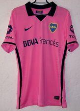 CABJ Boca Juniors Nike 2012 Juan Roman Riquelme Player Issue Away Soccer Jersey