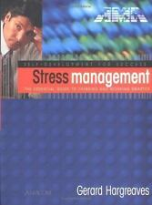 Stress Management Hargreaves, Gerard Paperback Used - Like New
