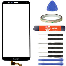 Huawei Honor 7X Digitizer Schwarz ● Display Touchscreen Scheibe Frontglas Tools