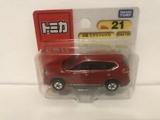 TOMY TOMICA 21 NISSAN X TRAIL RED