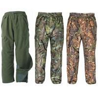Mens Jack Pyke Camouflage Camo Waterproof Hunter Trouser - Hunting, Fishing