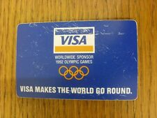 1992 Olympic Games: Barcelona 1992, VISA - Fold Out Style Guide/Information Pack