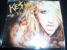 Kesha Tik Tok Rare Australian CD Single - Like New