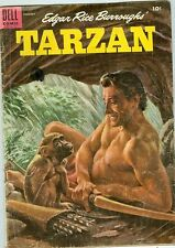Tarzan #65 February 1955 G
