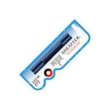 Sheaffer Skrip Ink Cartridges 5 Pack Blue/Black 96310