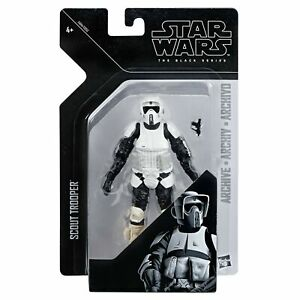 Hasbro SCOUT TROOPER Black Series Greatest Hits Archive Star Wars Figure