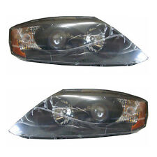 Genuine OEM FL1 Head Light Lamp L/R Compete Kit for Hyundai 2005-2006 Tiburon