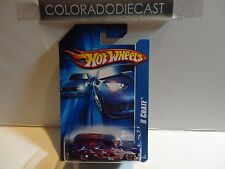 2006 Hot Wheels #210 Blue 8 Crate w/5 Spoke Wheels