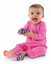Fisher Price Little Zoomers Rosa Chicas Cars 2 Pack De Vehículos