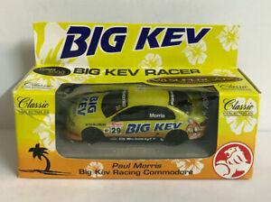PAUL MORRIS BIG KEV RACING #29 HOLDEN COMMODORE 1:43 SCALE MODEL CAR V8 SUPERCAR