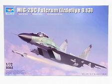 LOT 16937 | Trumpeter 01675 MIG-29C Fulcrum (Izdeliye 9.13) 1:72 Bausatz NEU OVP
