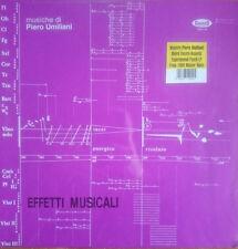 Piero Umiliani – Effetti Musicali LP Cinedelic Italian Library Music