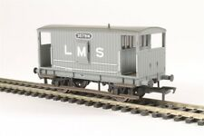BRANCHLINE OO 37-552A MIDLAND BRAKE VAN LMS GREY (WITH DUCKETS) BLN38552A