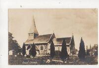 Capel Church Surrey Vintage RP Postcard 374b