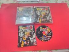 DRAGON BALL Z BURST LIMIT - COMPLETO - PAL/ESPAÑA - PLAYSTATION 3 PS3