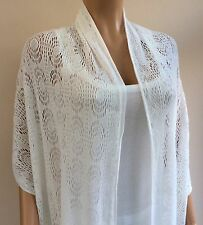H&M Light Cream Shawl Scarf