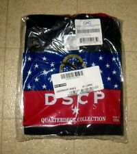 Five T-shirts Made in the USA Military Surplus XXLarge Navy Blue DSCP army navy