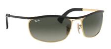 Ray-Ban Damen Herren Sonnenbrille RB3119 9162/71 62mm Olympian gold RBH33 H