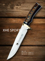 JL 039 Survival Military Bowie Hunting Tactical Pig Sticker knife Full Tang