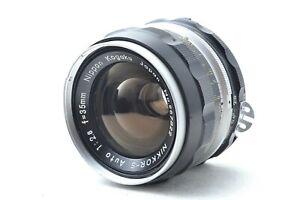 [Exc+3] Nippon Kogaku Japan Nikkor-S Auto 35mm f/2.8 Ai Converted Lens #0973