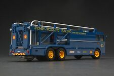 Exoto John Woolfe Racing / Bartoletti 306/2 Car Transporter / 1:43 / Exo00040