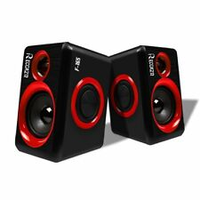 Computer Multimedia Speakers With Surround Subwoofer Heavy Bass USB Wired for