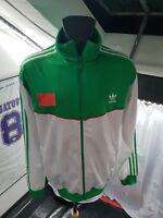 Maillot jersey maglia camiseta trikot shirt maroc morocco XL veste jacket