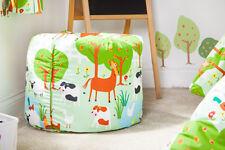 Le Farm Children Kids Beanbag Bean Bag Seat Play Room Bedroom Toddler Furniture