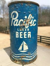 Pacific Lager Flat Top Can - Irtp - from Rainier in San Francisco