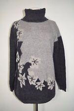 Garland Knit Wear Wool& Angora  Sweater/Pull OverTurtle Neck Women's Size Medium