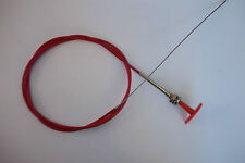 6' pull cable-race/rally/trackday/motorsport/sprint/rally X/fire ext/FIA switch