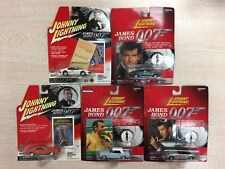 James Bond Lot 007 71 Mustang Mach 1 BMW Z8 Z3 Lotus Turbo Esprit Thunderbolt