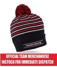 Honda Racing BSB Superbike Team Beanie Hat - Official Merchandise - NEW CBR