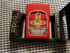 ZIPPO SANTA FE RAILROAD LIMITED EDITION 5 OF 50 LIGHTER 1997