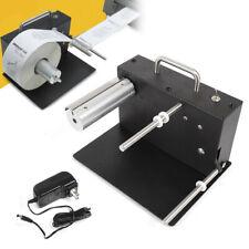 Two Way Rewind Electric Rewinder Label Dispensers Automatic Rewinder Machine