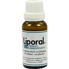 LIPORAL Mundwasser 20 ml