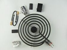 "Range Stove Cooktop Burner Element   8""  MP21YA  And  Receptacle"