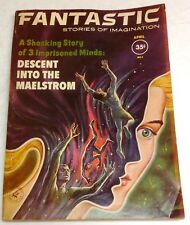 Fantastic Stories of Imagination - US digest – April 1961 - Vol.10 No.4 - Laumer