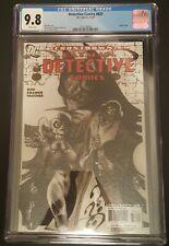 Detective Comics 837 cgc 9.8