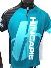 Hincapie Women's Short Sleeve Race Trq/Black Cycling Jersey NEWw/Tags Ships FREE