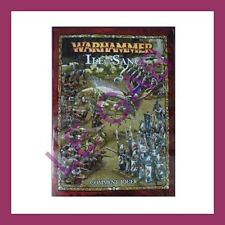IDS-AJ08 WARHAMMER BATTLE LIVRE COMMENT JOUER ILE DE SANG EN FRANCAIS