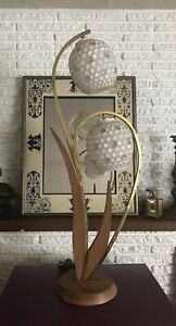 "Mid Century Modern ""Majestic Lamp"""